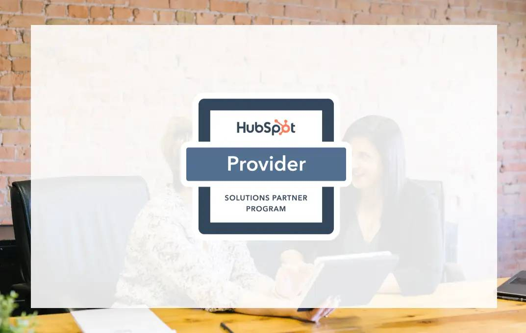 Leadlytics Hubspot solution provider badge